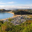 Kaiteriteri in The Morning, New Zealand — Stock Photo