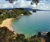 Breaker Bay, Abel Tasman National Park, New Zealand — Stock Photo
