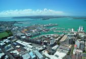 Auckland - City Of Sails, New Zealand — Stock Photo