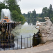 Постер, плакат: Italian Gardens & Serpentine Hyde Park London