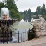 ������, ������: Italian Gardens & Serpentine Hyde Park London