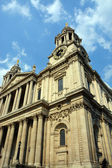 The South Western Corner of St Paul's Cathedral, London. — Stock Photo