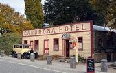 Historic Cardrona Hotel in Central Otago, New Zealand — Stock Photo