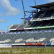 Stock Photo: Christchurch Rebuild - Lancaster Park Awaits Demolition.