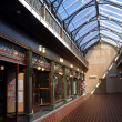 Stock Photo: New Tannery VictoriStyle Shopping Arcade, Christchurch