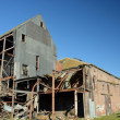 Historic Wood's Flour Mill Awaits Renovation — Stock Photo #39129047