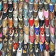 Shoes For Sale in Ho Chi Minh City, Vietnam — Stock Photo