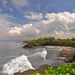 Storm Clouds Gather over Tanah Lot, Bali Indonesia — Stock Photo #43333323