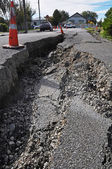 Christchurch Earthquake - 5000 Homes Condemned — Stock Photo