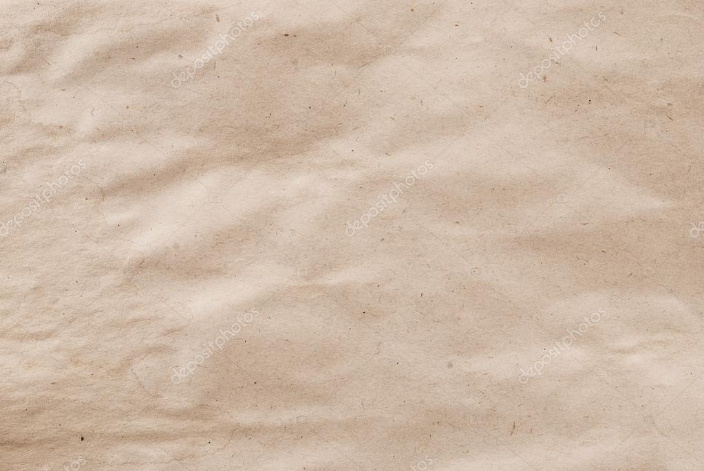 艺术设计的皱折的纸张纹理的特写– 图库图片