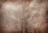 Leather texture. — Stock Photo