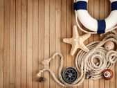 Marine still life. — Stock Photo