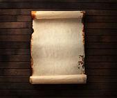 Parchment. — Stock Photo