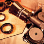 Vintage camera. — Стоковое фото #6691640