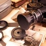 Vintage camera. — Stock Photo #6691688