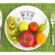 Diet and nutrition — Stock Photo