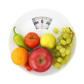 Diet and nutrition — Stockfoto