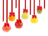 Christmas Fruits — Stock Photo
