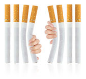 Quit smoking — Stockfoto