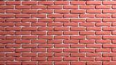 Rött tegel vägg bakgrund — Stockfoto