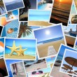 Collection of summer vacation photos — Stock Photo #49587839