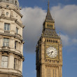 Big Ben; London - Stock Photo