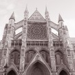 Westminster Abbey; London — Stock Photo