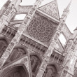 Westminster Abbey; London - Stock Photo