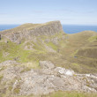 Quiraing; Trotternish; Isle of Skye — Stock Photo