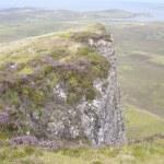 Quiraing; Trotternish; Isle of Skye — Stock Photo #13515973