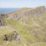 Quiraing; Trotternish; Isle of Skye — Stock Photo #13515975