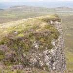 Quiraing; Trotternish; Isle of Skye — Stock Photo