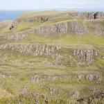 Quiraing; Trotternish; Isle of Skye — Stock Photo #13516118