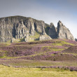 Quiraing; Trotternish; Isle of Skye — Foto Stock