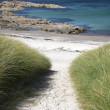 Beach at Iona, Scotland — Stock Photo