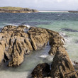 White Strand of the Monks; Beach; Iona; Scotland — Стоковая фотография
