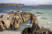 White Strand of the Monks; Beach; Iona; Scotland — Stock Photo