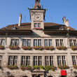 City Hall, Lausanne - Stock Photo