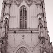 Berner Munster Cathedral Church Tower, Bern, Switzerland — Stock Photo #19004077