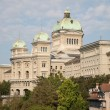 Stock Photo: Swiss Federal Assembly, Bundeshauser