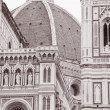 Stock Photo: Duomo Cathedral, Florence