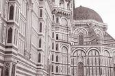 Kathedrale duomo, florenz — Stockfoto