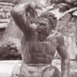 Detail on Neptune Fountain - Fontana di Nettuno by Ammannati (15 — Stock Photo