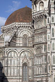 Doumo Cathedral, Florence — Stock Photo