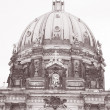 Berliner Dom Cathedral Dome, Berlin — Stock Photo