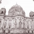 Berliner Dom Cathedral Church, Berlin — Foto Stock
