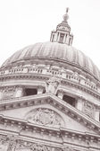 St Pauls Cathedral Church, London — Stock Photo