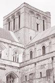 塔,温彻斯特大教堂 — 图库照片