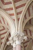 Exterior Facade of Guildhall, Winchester — Stock Photo