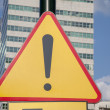 Warning Sign — Stock Photo #37175167